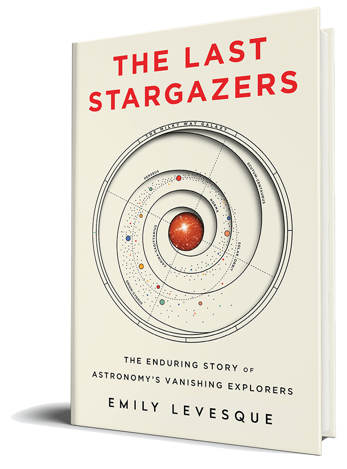 The Last Stargazers Book Cover